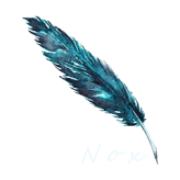 blue feather Nox