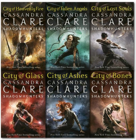 Mystery Box the mortal instruments