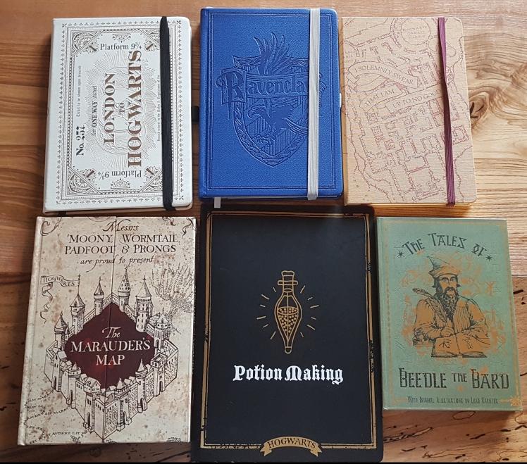mes carnets Potterlove